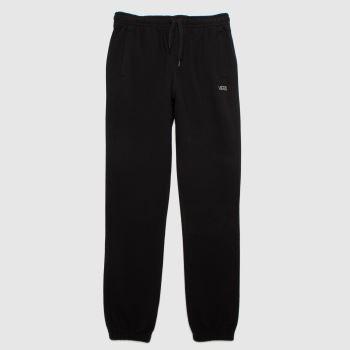 Vans boys core fleece pant in black