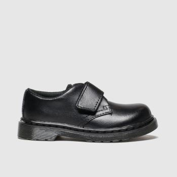 Dr Martens Black Kamron Boys Toddler