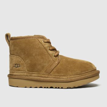 Ugg Tan Neumell Ii Boys Toddler