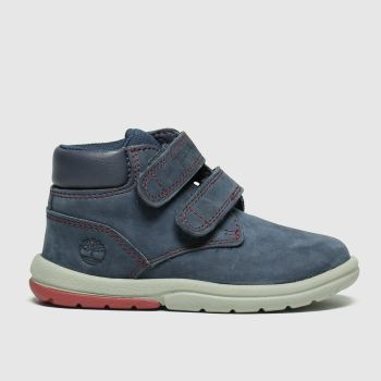 Timberland Navy Toddle Tracks Boys Toddler