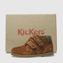 Kickers orin twin boot 1