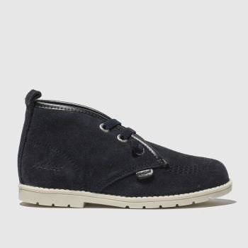 Kickers Navy Orin Desert Boys Toddler