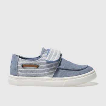 Toms Blue Culver Boys Toddler