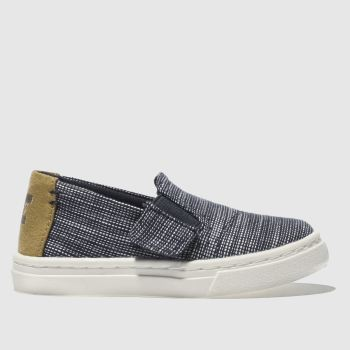 Toms Navy LUCA Boys Toddler