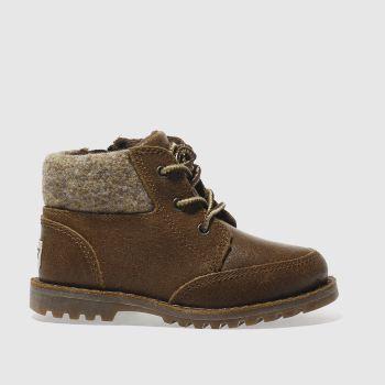5226e6ac8c5 Boys brown ugg orin wool boots   schuh