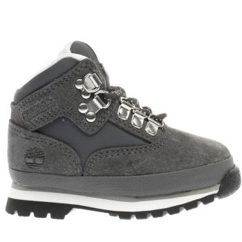 Timberland Grey Euro Hiker Boys Toddler