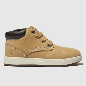 Timberland Natural Davis Square Boys Toddler