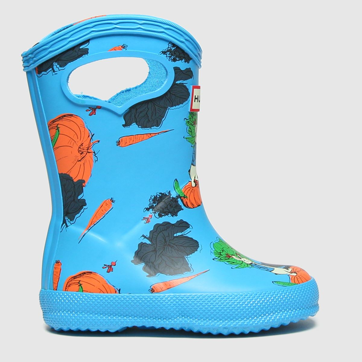 Hunter Blue First Classic Pull-on Boots Toddler