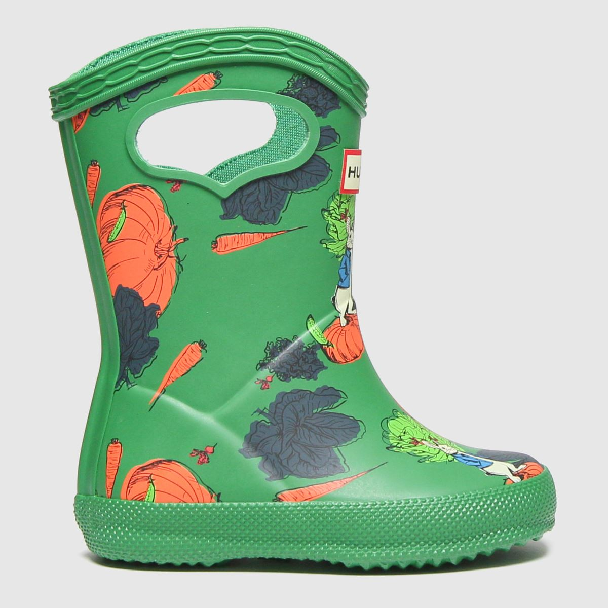 Hunter Green First Classic Pull-on Boots Toddler