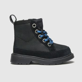 UGG Black Robley Boys Toddler