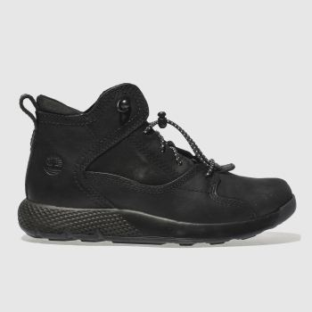 Timberland Black Flyroam Hiker Boys Junior