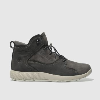 Timberland Grey FLYROAM HIKER Boys Junior