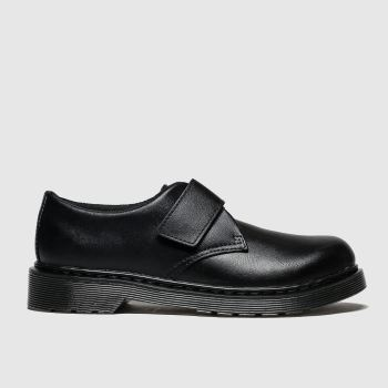 Dr Martens Black Kamron Boys Junior