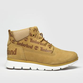Timberland Tan Killington Chukka Boys Junior
