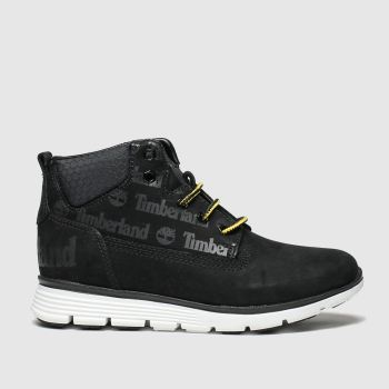 Timberland Black Killington Chukka Boys Junior