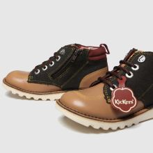 Kickers Kick Hi Winterised 1
