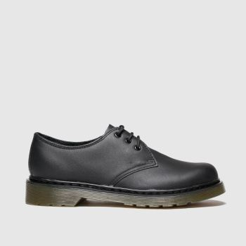 Dr Martens Black 1461 Boys Junior#
