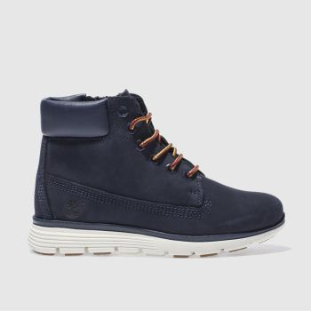 Timberland Navy Killington 6 Inch Boys Junior