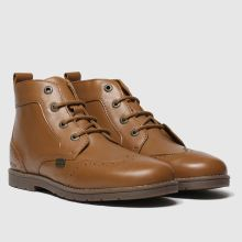 Kickers Orin Brogue 1