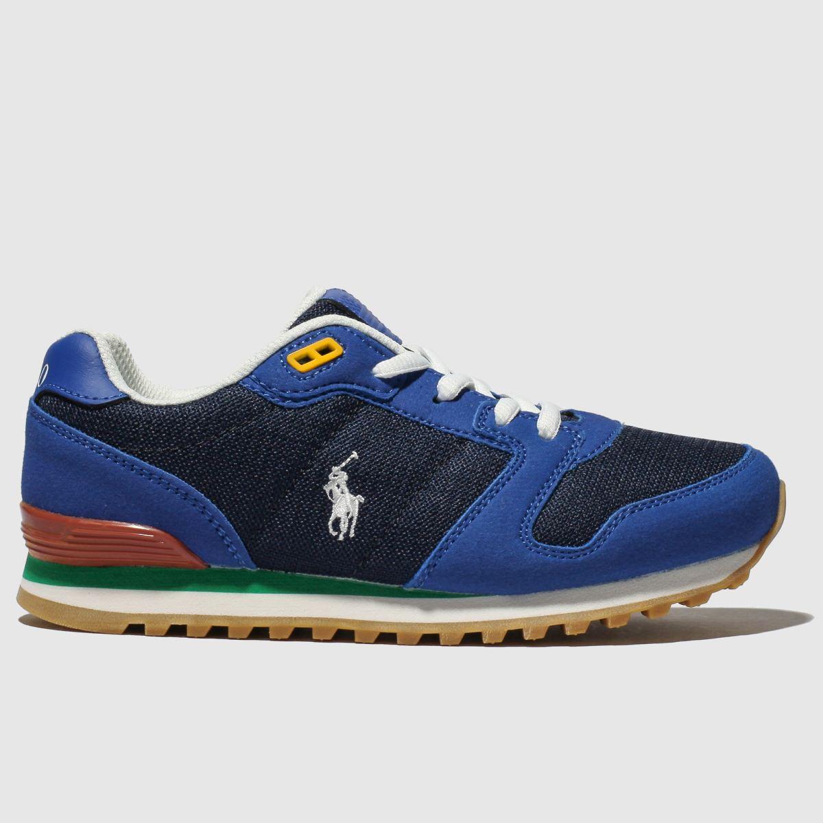 Polo Ralph Lauren Multi Oryon Shoes Junior