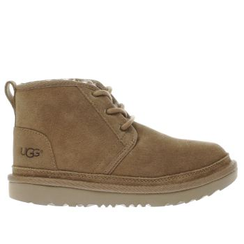 Ugg Tan Neumel Ii Boys Junior