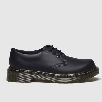 Dr Martens Black 1461 Boys Junior