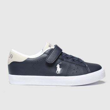 Polo Ralph Lauren Navy & Grey Theron Boys Junior