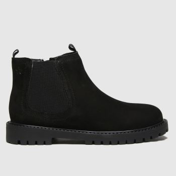 schuh Black Planet Boys Junior