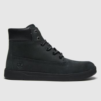 Timberland Black Davis Square Boys Youth