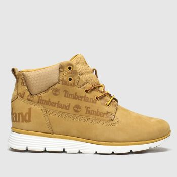 Timberland Tan Killington Chukka Boys Youth
