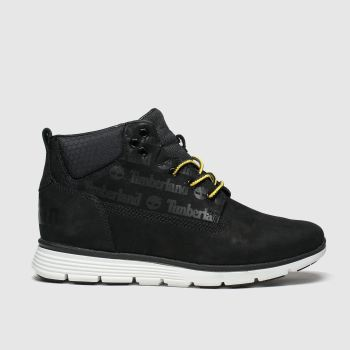 Timberland Black Killington Chukka Boys Youth