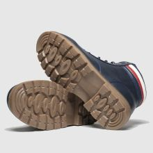 Tommy Hilfiger Lace Up Boot 1