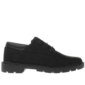 Timberland Black Classic Oxford Boys Youth