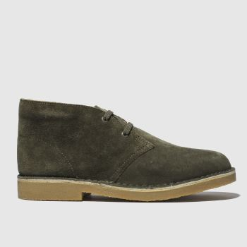 Clarks Originals Khaki Desert Boys Youth
