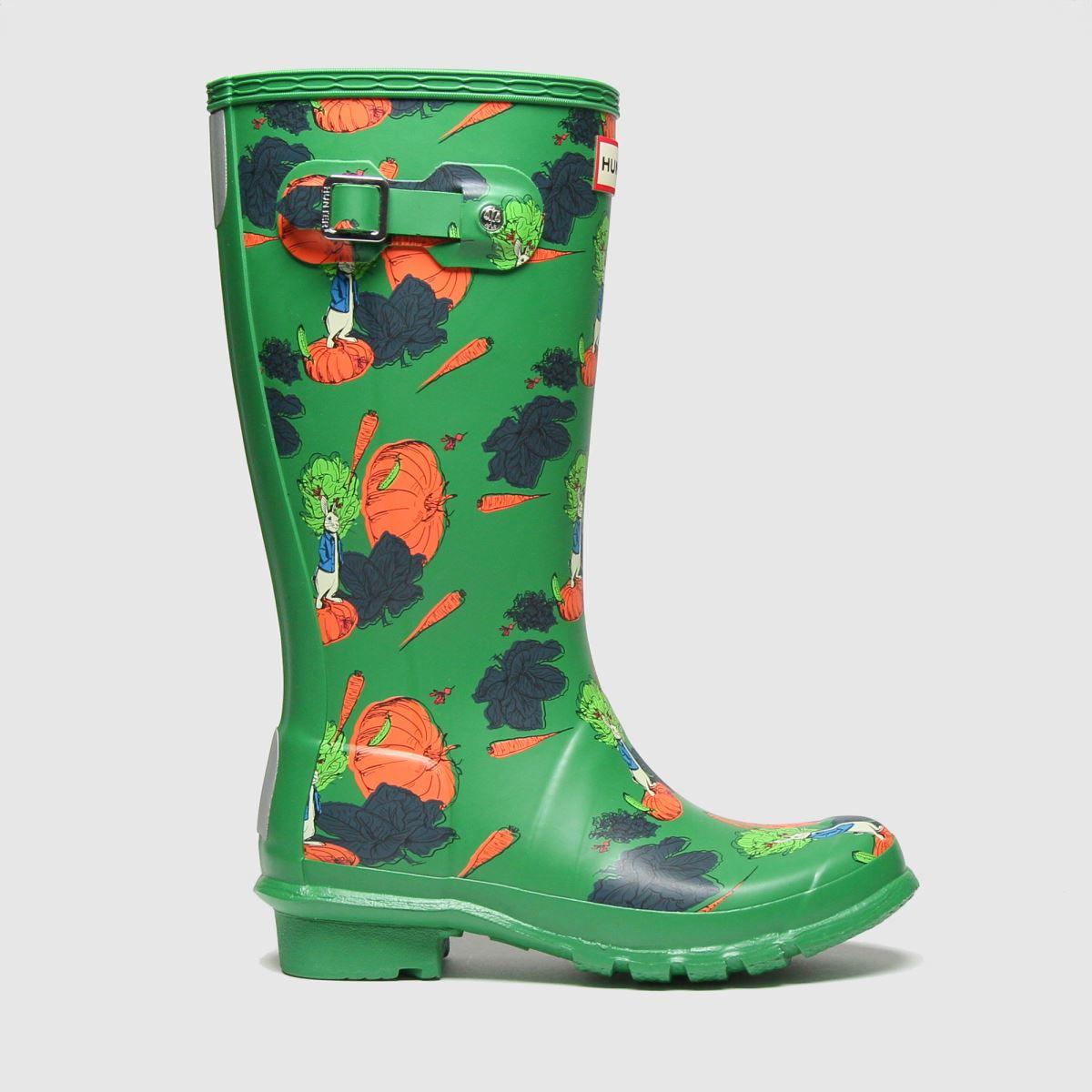Hunter Green Original Peter Rabbit Boots Youth