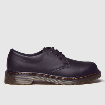 Dr Martens Black 1461 Boys Youth