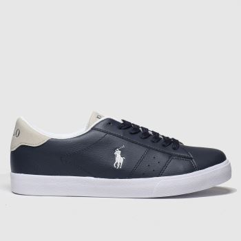 Polo Ralph Lauren Navy & Grey Theron Boys Youth