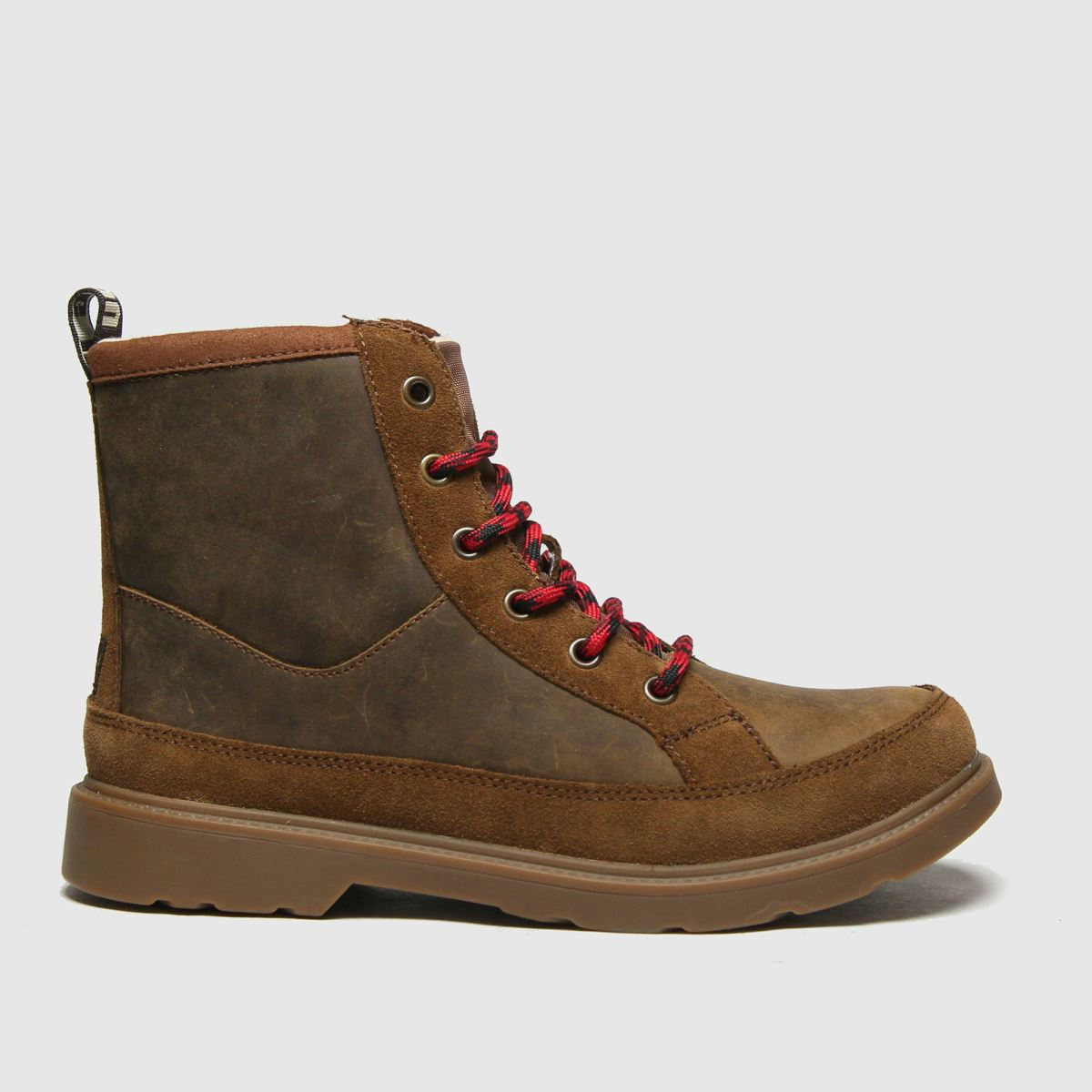 UGG Tan Robley Boots Youth