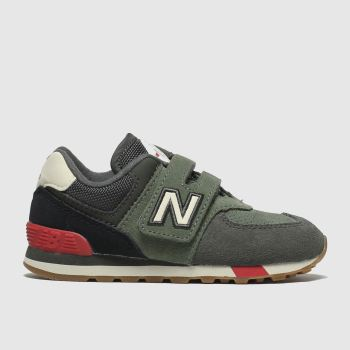 New balance Khaki 574 Boys Toddler