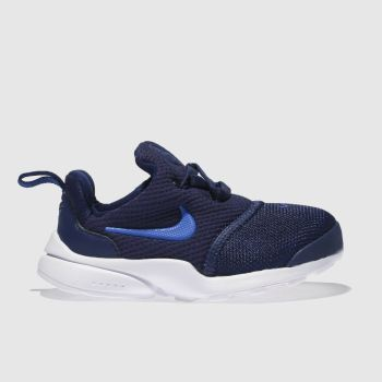 Nike Navy Presto Fly Boys Toddler