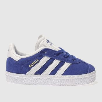 Adidas Blue GAZELLE Boys Toddler