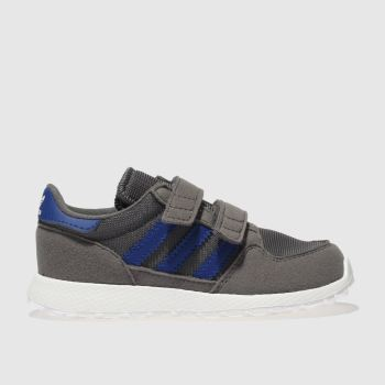 Adidas Dark Grey Forest Grove Boys Toddler