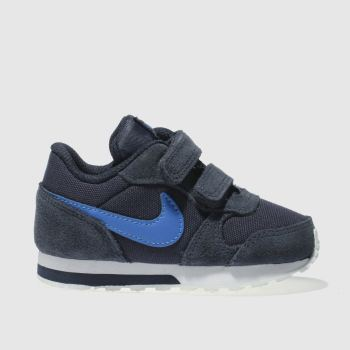 Nike Navy Md Runner 2 Boys Toddler