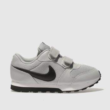 Nike Light Grey Md Runner 2 Boys Toddler