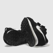 aaf9cc3d01 Boys black & white nike md runner 2 trainers | schuh