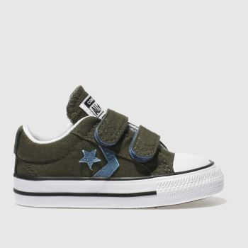 Converse Khaki STAR PLAYER 2V Boys Toddler
