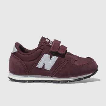 New Balance Burgundy 420 Boys Toddler