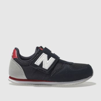New Balance Navy 220 Boys Toddler