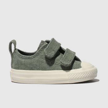 Converse Khaki All Star 2v Lo Boys Toddler