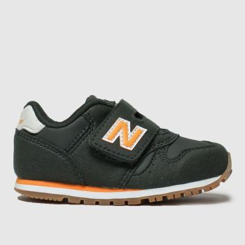 New Balance Dark Green 373 Boys Toddler